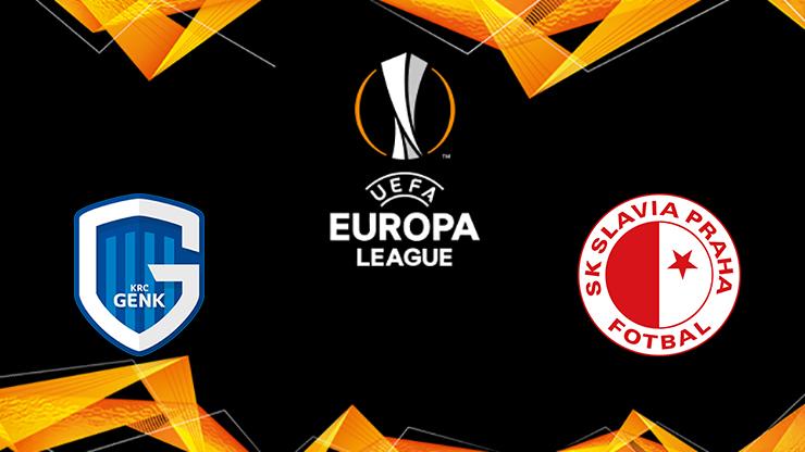Slavia Praha Hd: Genk Vs Slavia Prague