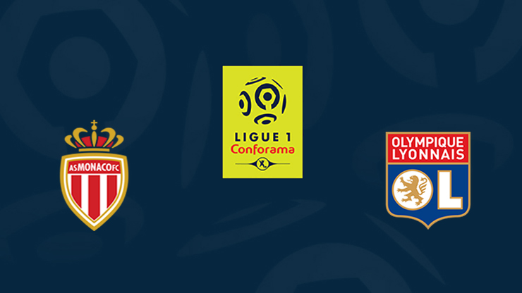 Monaco vs Lyon - ShareonSport.com
