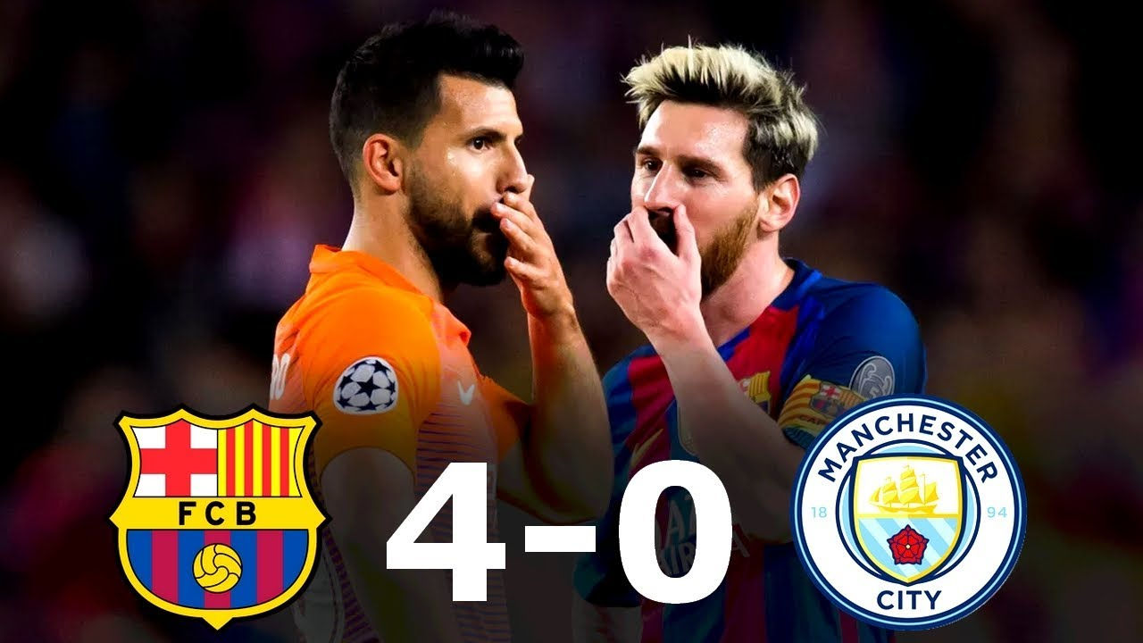 Man City Barcelona