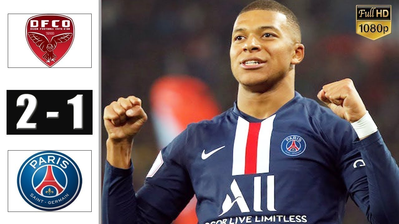 Dijon vs PSG 2-1 - All Gоals & Extеndеd Hіghlіghts - 2019 ...